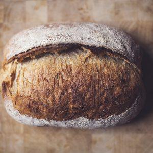 Llicht Frans zuurdesembrood
