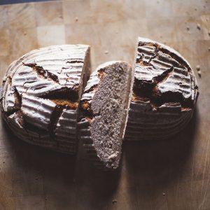 Typisch Duits roggebrood