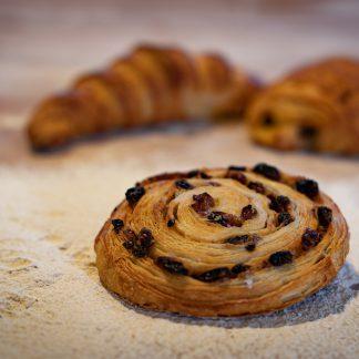 Koffiebroodjes en gebak